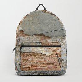 Boy With Pet Dinosaur (Street Art) Backpack
