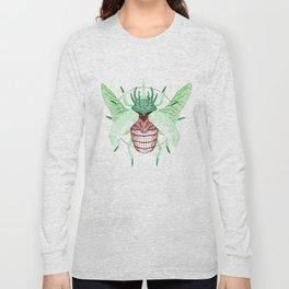 Thorned Atlas Beetle Long Sleeve T-shirt
