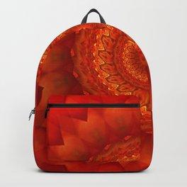 Muladhara chakra mandala Backpack