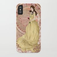 once upon a  time iPhone & iPod Cases featuring Once Upon a Time by Morgan Inslee Groombridge