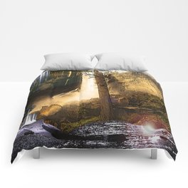Trail of the Mist Comforters