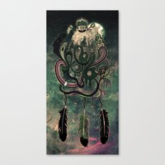 The Dream Catcher: Old Hag's Bane Canvas Print