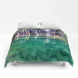 Colorado Hanging Lake Comforters