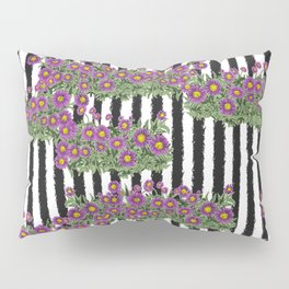 Aster - Birth Month Flower for September Pillow Sham