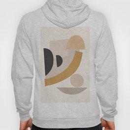 Minimal Abstrac Shapes 11 Hoody