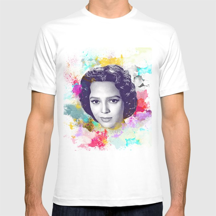 Dorothy Dandridge Ii T Shirt By Featuredinteriors Society6