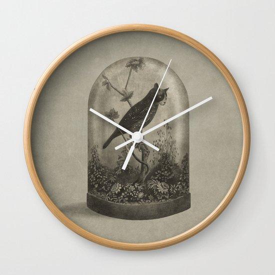 The Curiosity  Wall Clock