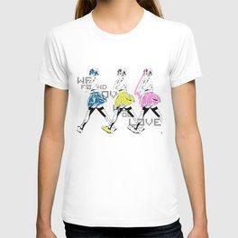 WE FOUND LOVE, rihanna T-shirt
