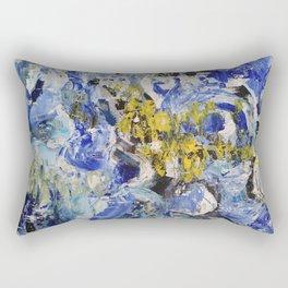 Abstract painting 5 Rectangular Pillow