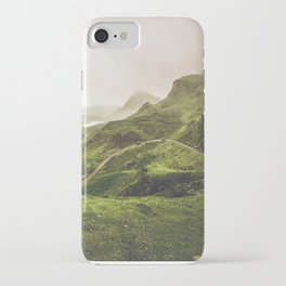 Over the Sea to Skye iPhone Case