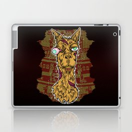 Don't mess with the llama! Laptop & iPad Skin