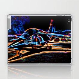 Neon Jet Laptop & iPad Skin