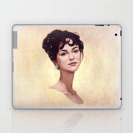 Elizabeth Bennet Laptop & iPad Skin