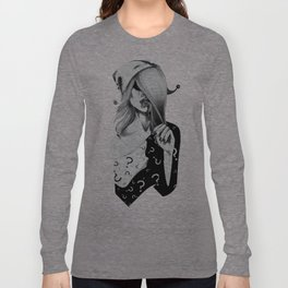 Gotham Masquerade II Long Sleeve T-shirt