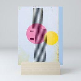 Colour study 1 Mini Art Print