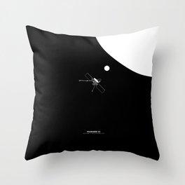 MARINER 10 Throw Pillow