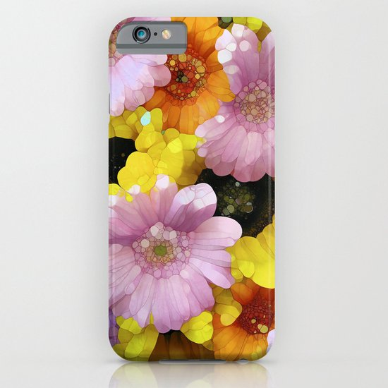 Klimt Meets Van Gogh iPhone & iPod Case