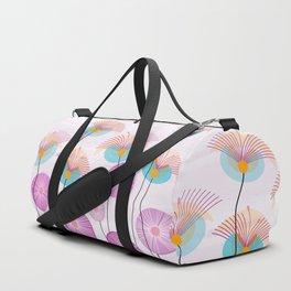 Weird Blooms Duffle Bag