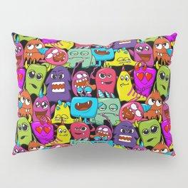 Monsters Pillow Sham