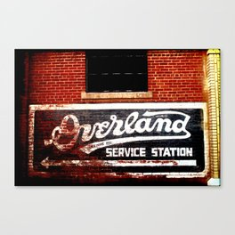 Our Sponsor Canvas Print