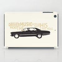supernatural iPad Cases featuring Supernatural by Jess Symons