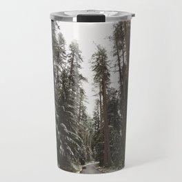 Redwood Forest Adventure II - Nature Photography Travel Mug
