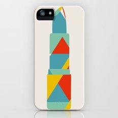 Lipstick Hues iPhone (5, 5s) Slim Case