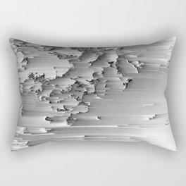 Japanese Glitch Art No.2 Rectangular Pillow