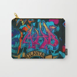 ATL Graffiti Carry-All Pouch