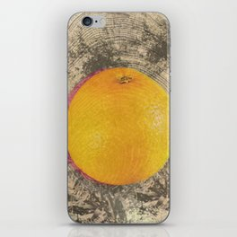 Nature's Thumbprint #2 iPhone Skin