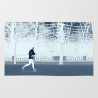 run Area & Throw Rugs featuring run by habish