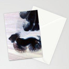 Giacomo Balla Dynamism of a Dog Stationery Cards