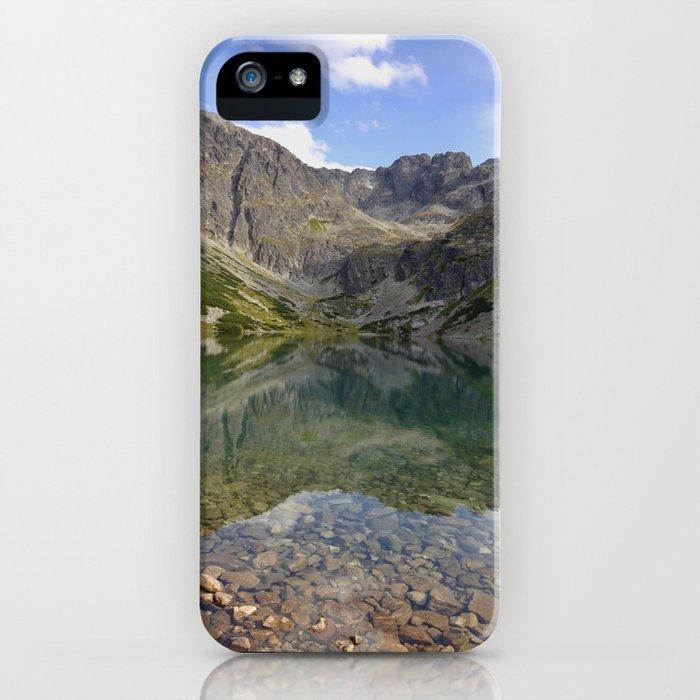 Nad stawem iPhone Case