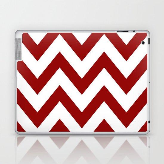 SOONER CHEVRON Laptop & iPad Skin