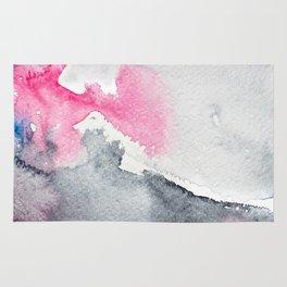 Diffusion || watercolor Rug