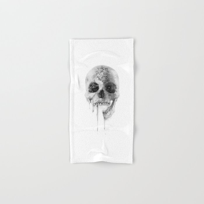 Crystal Skull Hand & Bath Towel