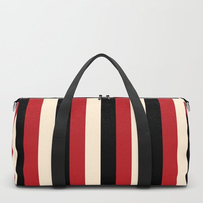 Stripes V3 Duffle Bag