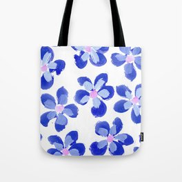 Posey Power - Ink Blue Multi Tote Bag