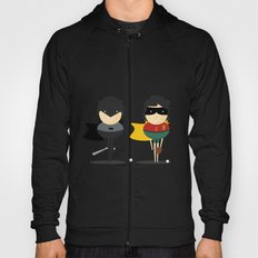Heroes & super friends! Hoody