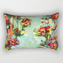 Jardin anglais  version 2-2015 de ÖMISERANY Rectangular Pillow