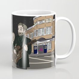 Outlaw Queen x Coco x Songs For REGINA - Robin Sings Remember Me Coffee Mug