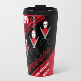 Autobahn--East German Tour 1982 Travel Mug