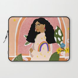 Rainbow Sweater Laptop Sleeve
