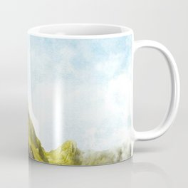 At the End of the Earth Coffee Mug