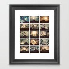 photography too 01 Framed Art Print