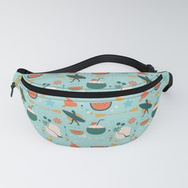 Summer in Siargao Fanny Pack