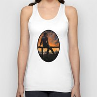 tame impala Tank Tops featuring Impala by Armellin