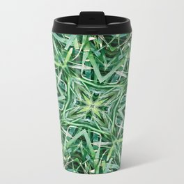 Grass_6890 Metal Travel Mug