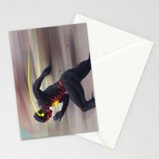 Reverse Flash Stationery Cards