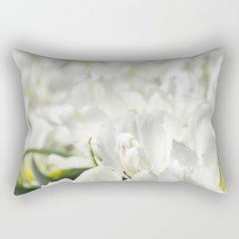 Tulips 3 #floral #tulip Rectangular Pillow
